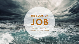 The Book Of Job: Flying Blind