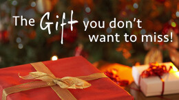 The Gift You Don't Want To Miss