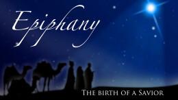 Epiphany: Jesus The True Light
