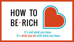 How To Be Rich: Avoid The Side Effects