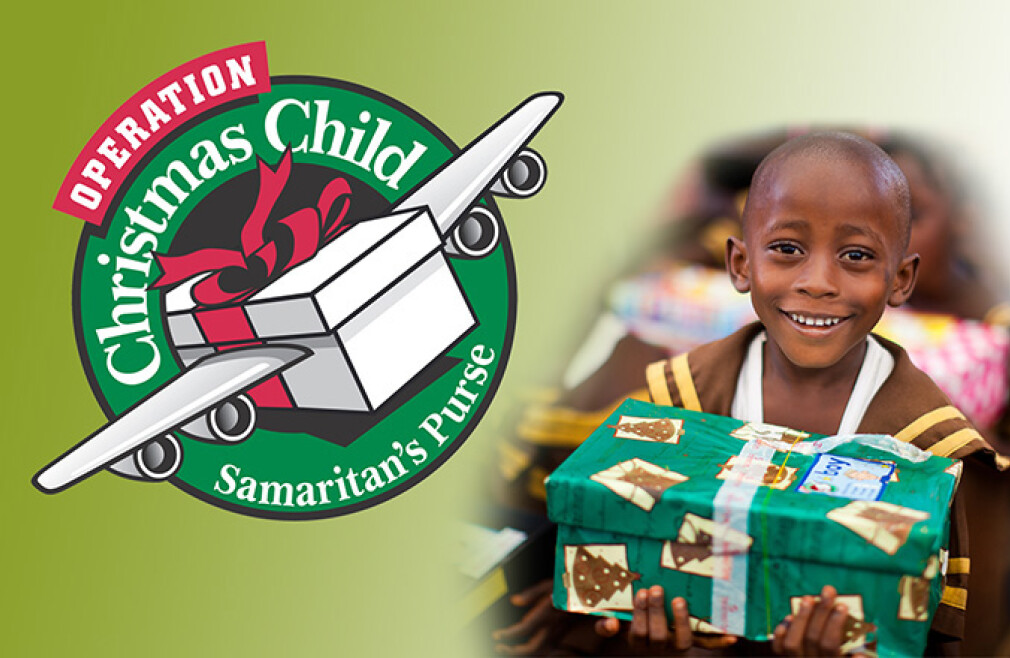 5th Annual Operation Christmas Child Kick-Off