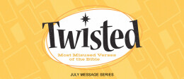 Twisted: Do Not Judge