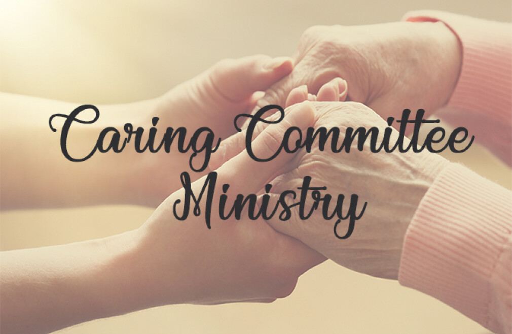 Care Ministry Committee Mtg