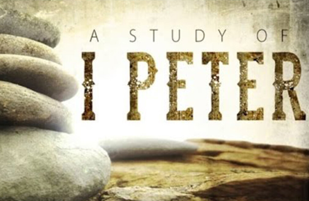 1 Peter - Women's Bible Study