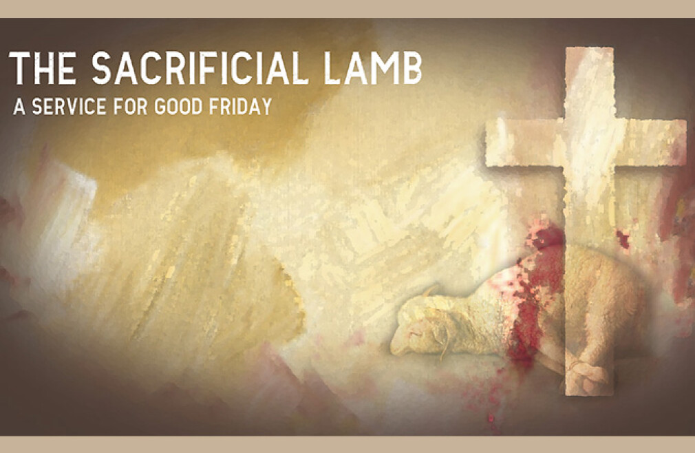 Good Friday Services (6:30 pm)