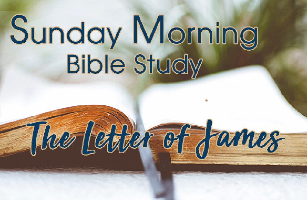 Bible Study - The Letter of James