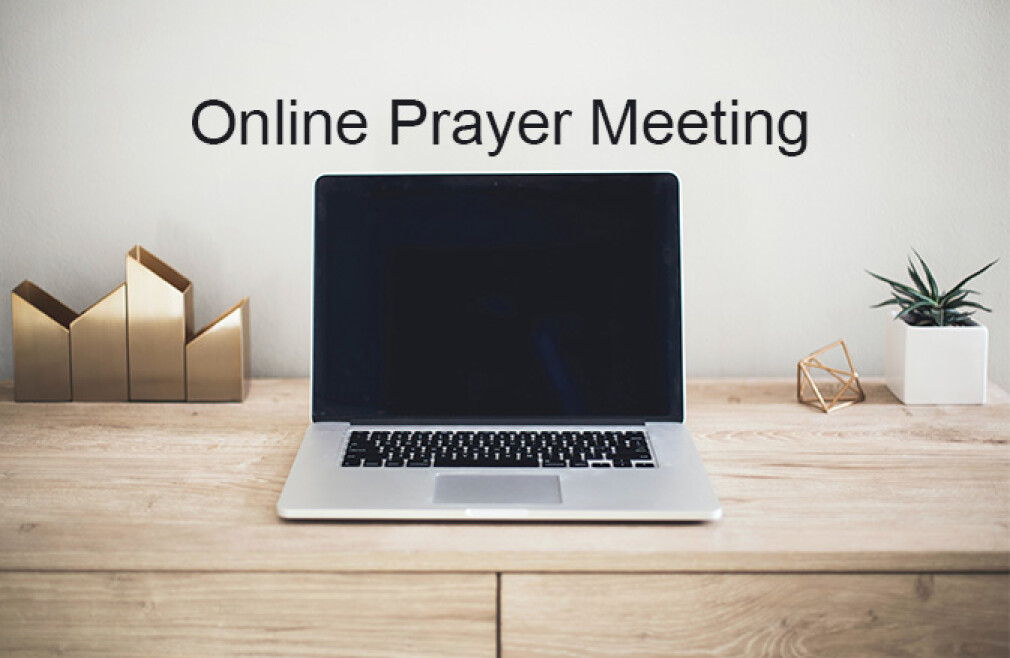 Online Prayer Meeting
