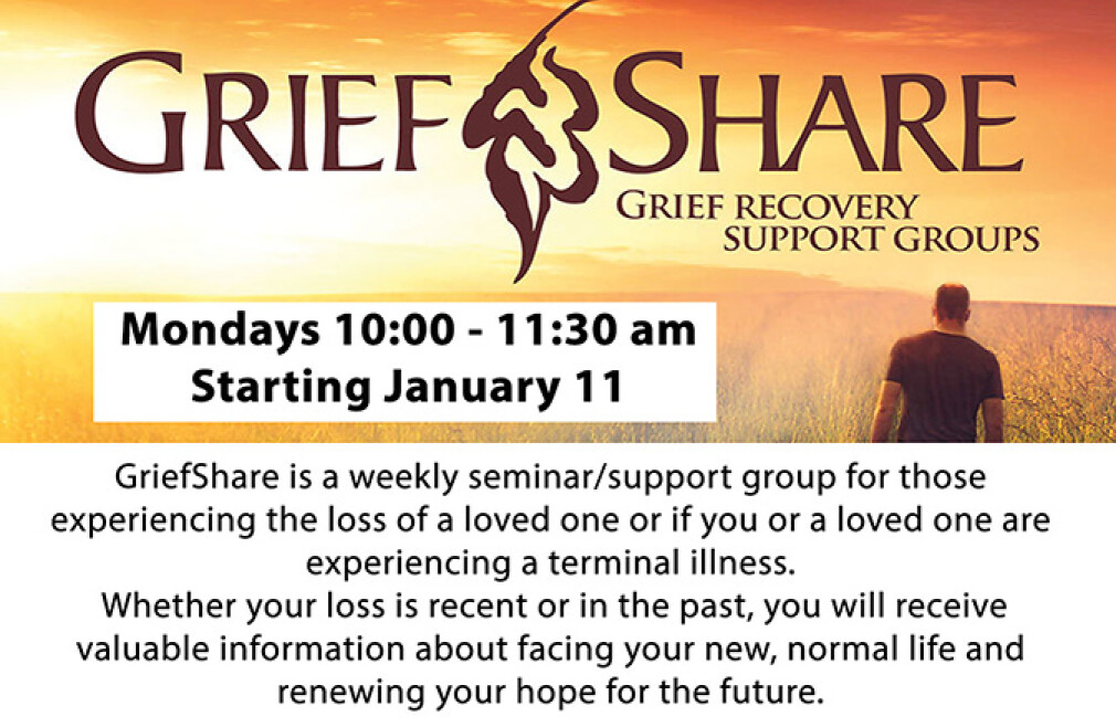 Grief Share Ministry