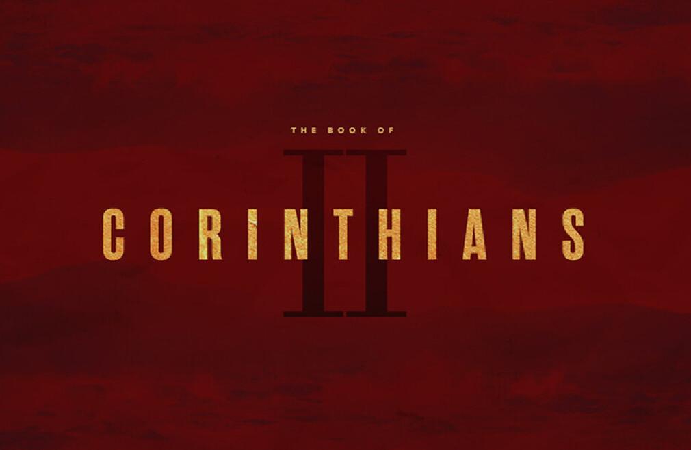 Bible-Study - II Corinthians