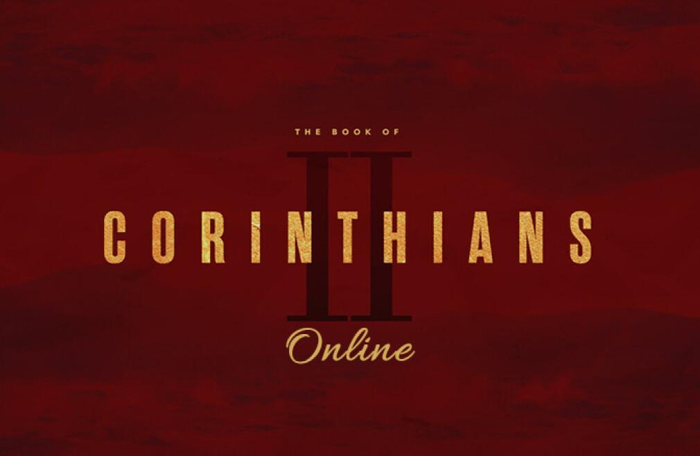 Online Bible Study - II Corinthians
