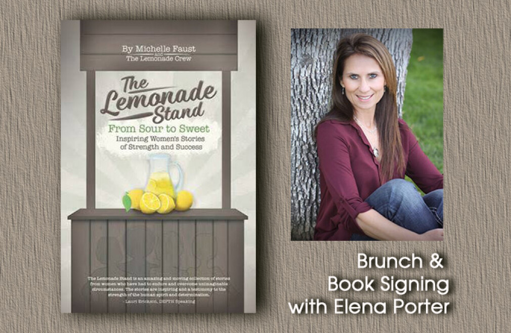 Women's Ministry Brunch, Book Signing - Story of Strength
